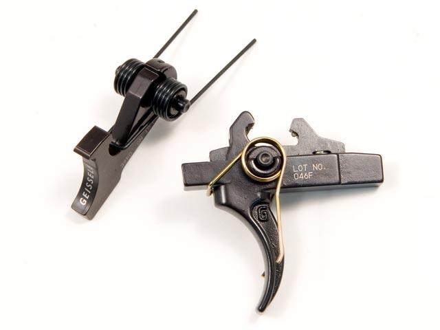 Geissele Super Semi-Automatic (SSA)