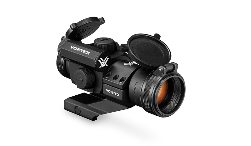 Vortex Strikefire II Red/Green Dot Optic